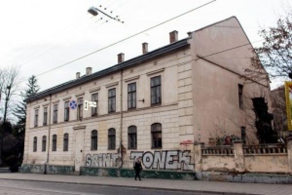 Міськраду Львова просять врятувати будівлю школи для сліпих