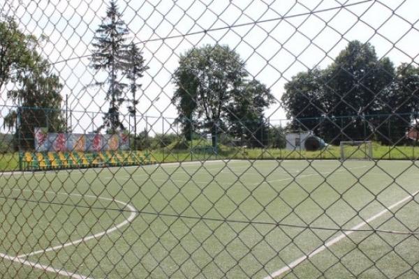 На Львівщині збудують 18 нових футбольних полів