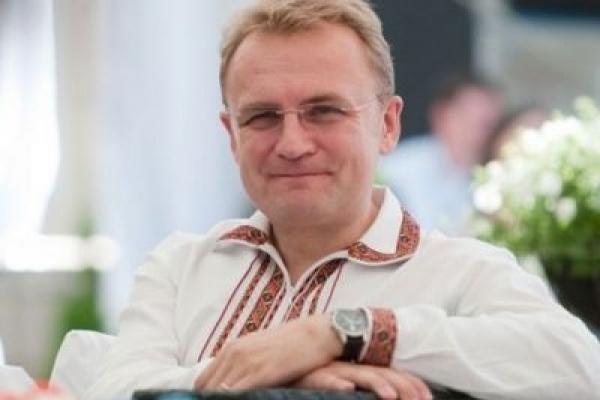 Садовий виступив проти української мови?