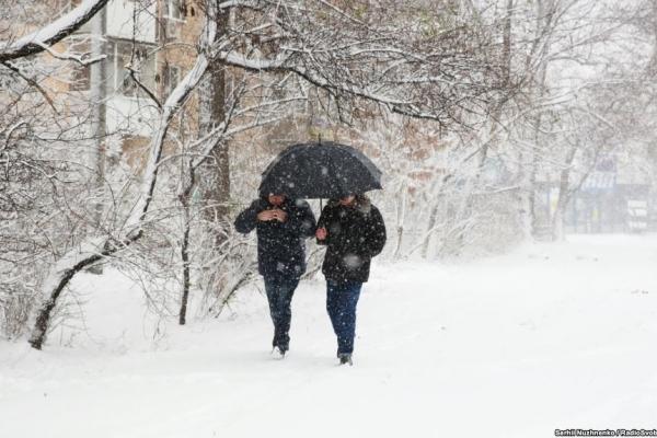 ДСНС попереджає про сніголавинну небезпеку на Львівщині 24-25 грудня