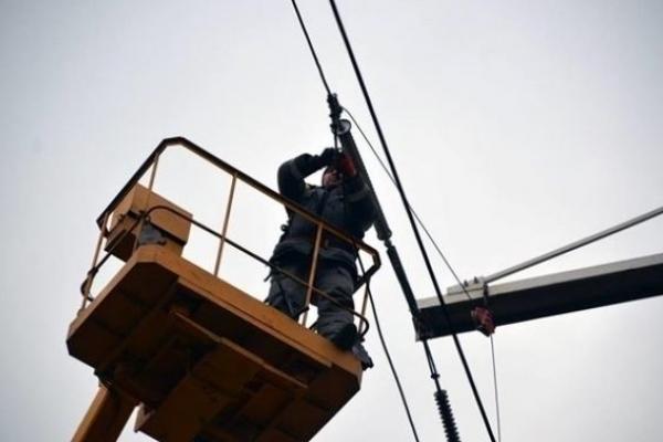 Аварії знеструмили на Львівщині 22 населені пункти