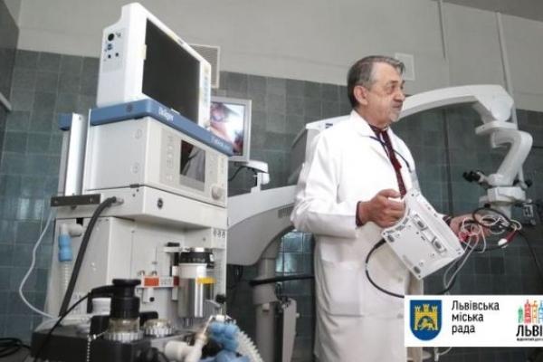 86,8 млн. гривень були інвестовані торік у медицину Львова