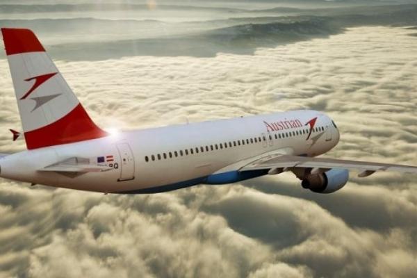 Austrian Airlines запровадить у червні нічні авіарейси зі Львова до Відня
