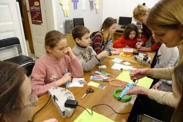 На Львівщину завітали учнівські делегації зі східних та південних областей України