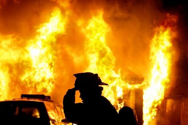 У Винниках дотла згорів житловий будинок