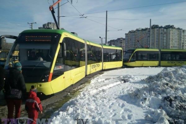 В електротранспорті Львова хочуть запровадити компенсаційний квиток