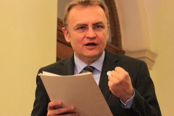 Садовий поклав у банк 306 мільйонів гривень із бюджету Львова