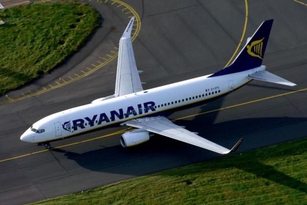 Ірландський лоукостер Ryanair літатиме зі Львова