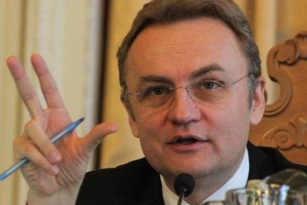 Садовий поклав у банк 50 мільйонів гривень із бюджету Львова