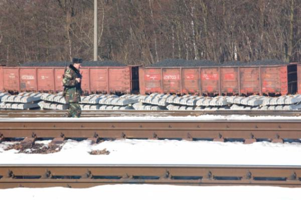 На «Львівській залізниці» зафіксували торік 202 крадіжки
