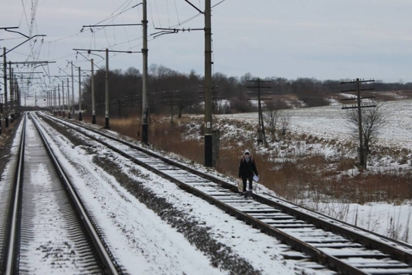 Від початку року на території Львівської залізниці загинуло 11 осіб
