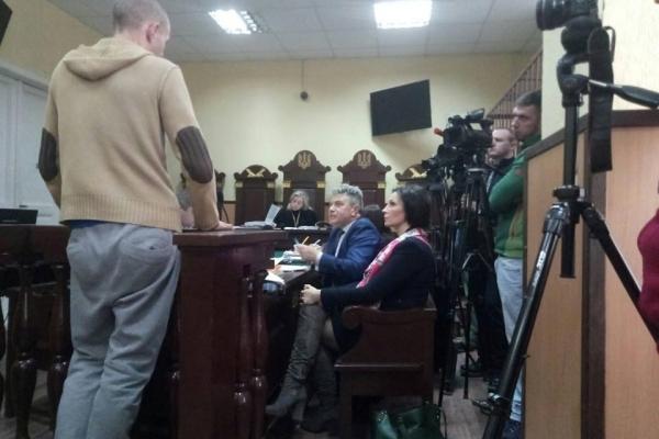 Свідок у справі Наталії Ван Доеверен заявив, що на прохання правоохоронців кривосвідчив щодо обвинуваченої (Фото)