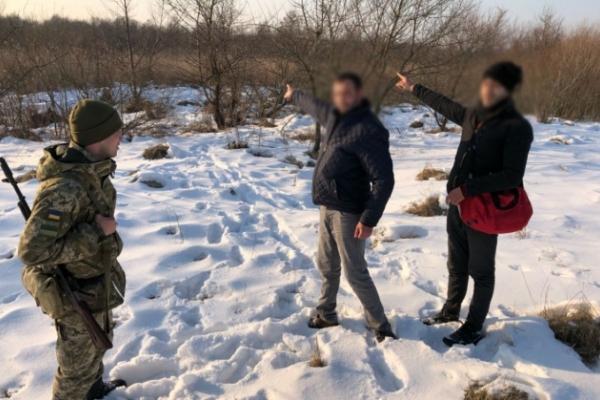 На кордоні затримали чергових мандрівників-мігрантів з Туреччини