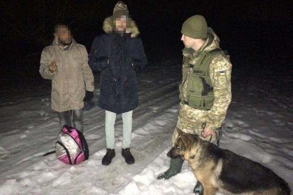 На Львівщині затримали нелегалів з Марокко