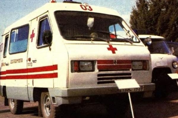 «Сула» – невідомий мікроавтобус від львівського інституту «Укравтобуспром» (Фото)