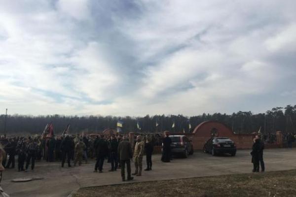 Львівщина попрощалася з загиблим в АТО 24-річним червоноградцем (Фото)