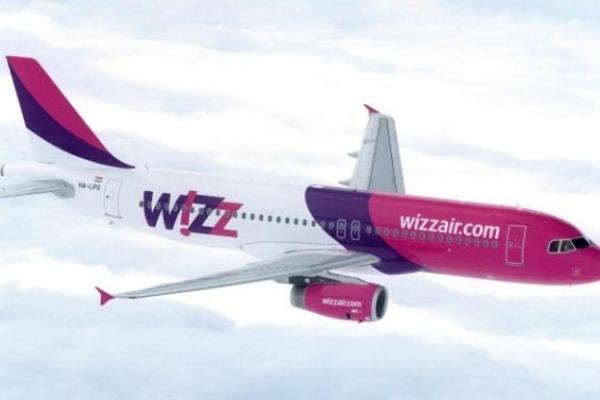 «Wizz Air» оголосив знижку на квитки рейсів зі Львова