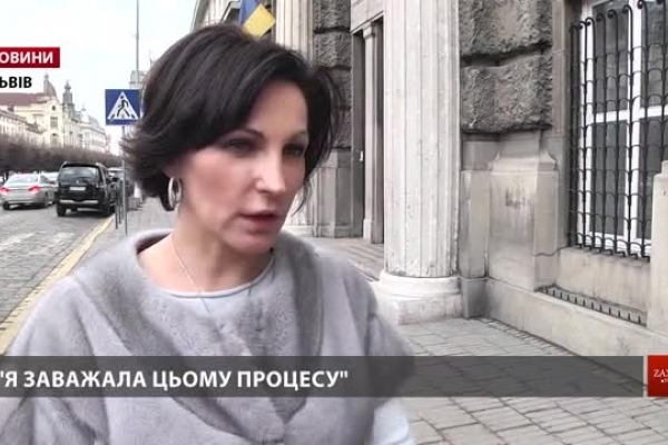 Львівська лікарка Наталія ван Доеверен заявила про переслідування