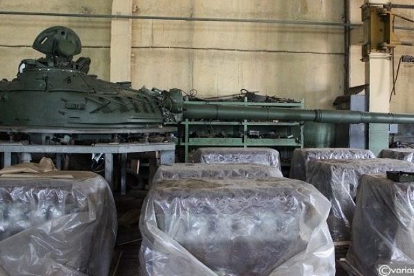 Міноборони вимагає стягнути 5 мільйонів з Львівського бронетанкового заводу