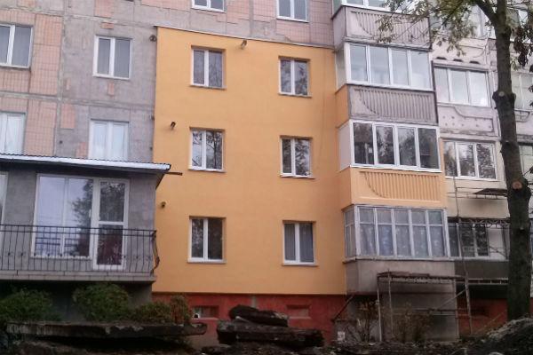 Власників «клаптикових» фасадів зобов'яжуть привести будинки у відповідність до паспортів