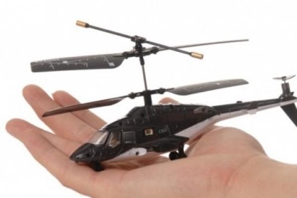 Львівські прикордонники виявили саморобний вертоліт, який возив контрабанду до Польщі