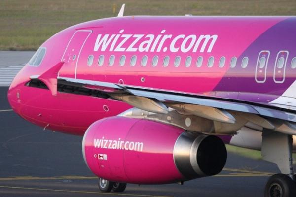 Авіакомпанія Wizz Air запустить чотири додаткових маршрути зі Львова в Європу