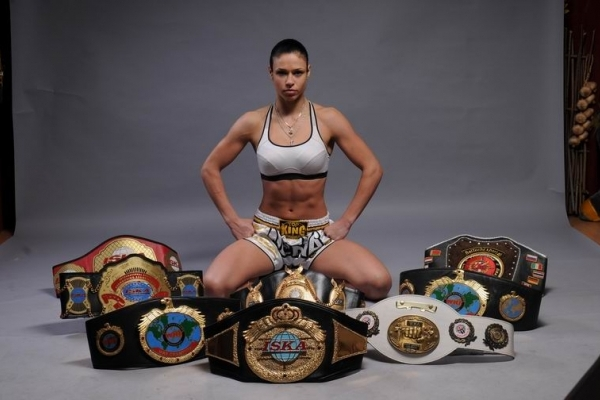 13-разова чемпіонка світу львів'янка Олена Овчиннікова готується до нового «бою без правил»