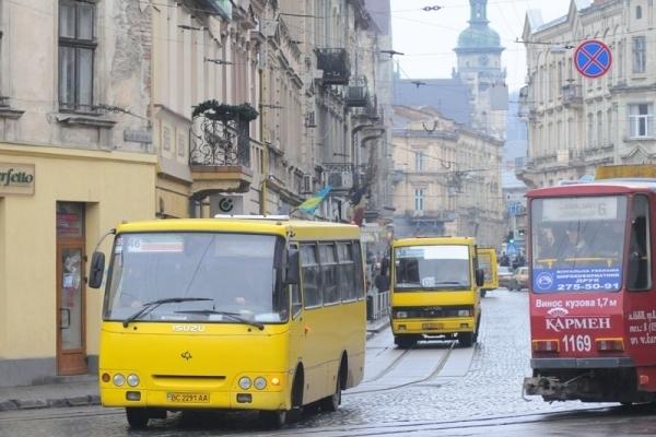 У Львові учням у маршрутках та тролейбусах дозволили їздити безкоштовно