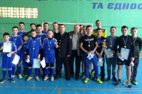 У Львові відбулися фінальні змагання з футзалу серед дитячих команд