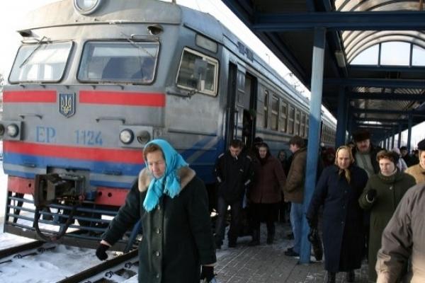 Львівська залізниця недоотримала 8,4 мільйонів за перевезення пільговиків у 2018 році