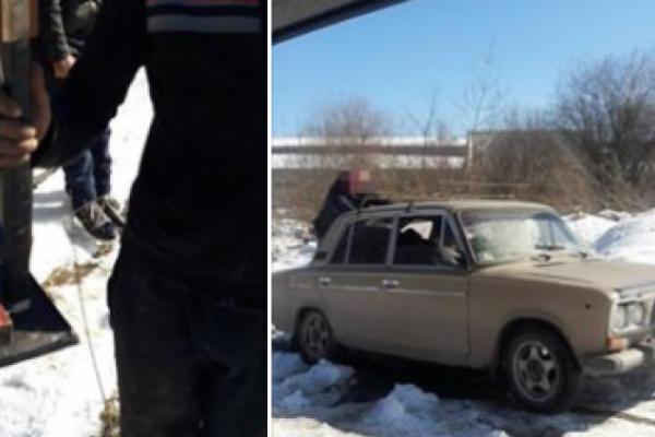 Патрульні затримали у Львові злодіїв зі Закарпаття