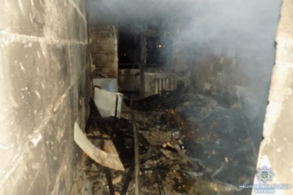 На Львівщині паління в ліжку призвело до загибелі чоловіка