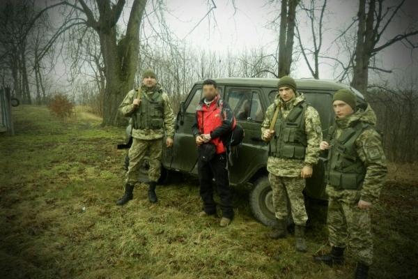 На Львівщині затримали нелегала з Туреччини