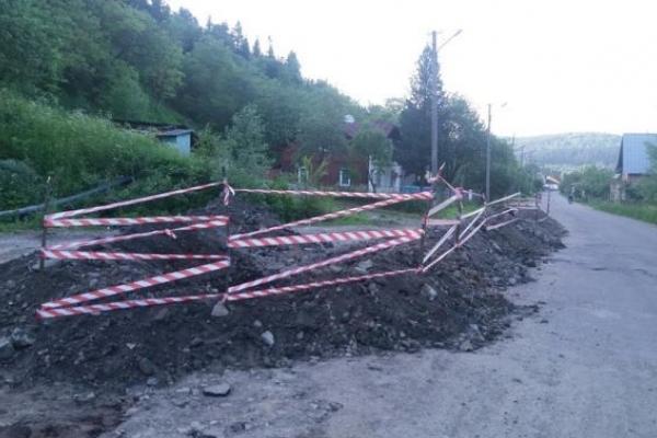 На Львівщині викрали частину трубопроводу