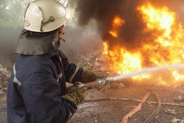 На Львівщині під час пожежі у будинку згорів 50-річний чоловік