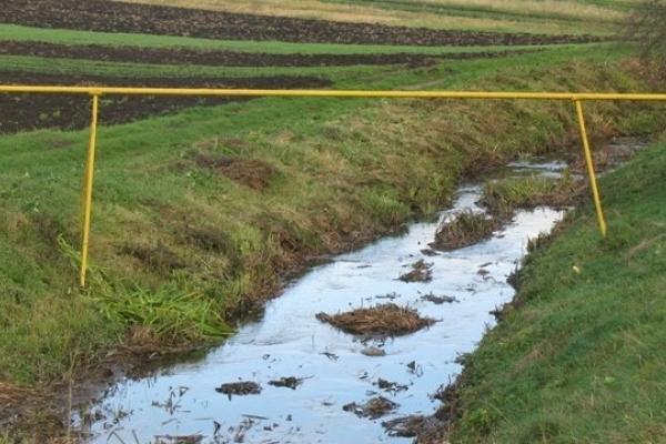 У одній із річок Жовкви знайшли мертвого чоловіка