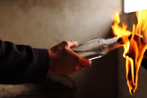 На Львівщині судитимуть чоловіка, який намагався підпалити банк