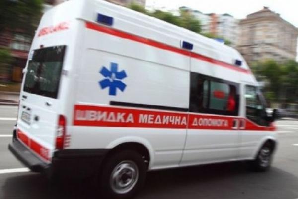 З маршрутки – в лікарню: четверо пасажирів автобуса на Львівщині отримали хімічні опіки