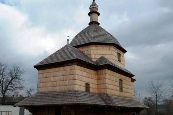 На Львівщині після реставрації відкриють старовинну дерев'яну церкву