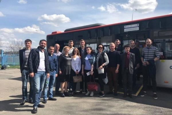 Громадський транспорт і містобудування: львівські активісти переймають довід Польщі