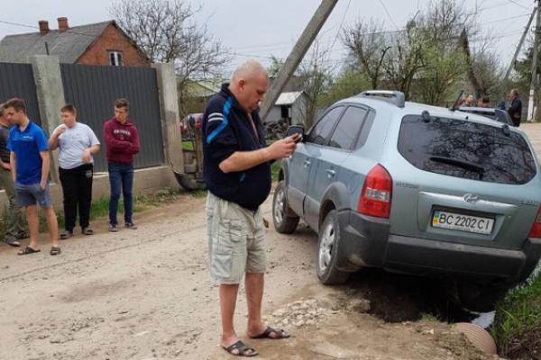П'яний працівник Львівської міськради знеструмив село, – «Варта 1»