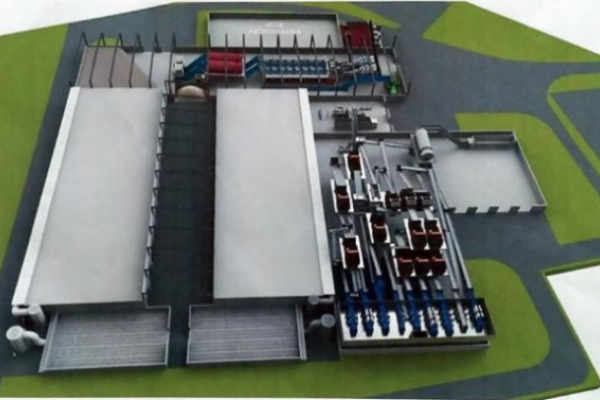 Будівництво сміттєпереробного комплексу у Львові розпочнуть у другій половині року