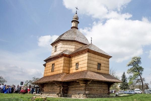 На Львівщині реставрували пам'ятку архітектури