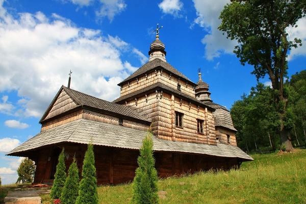 На реставрацію церкви зі списку спадщини ЮНЕСКО на Львівщині виділять мільйон гривень