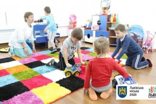 Львівські садки додатково приймуть цього року тисячу дітей, – ЛМР