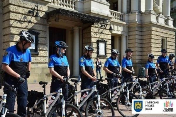 Велопатрульні оштрафували у Львові трьох нетверезих