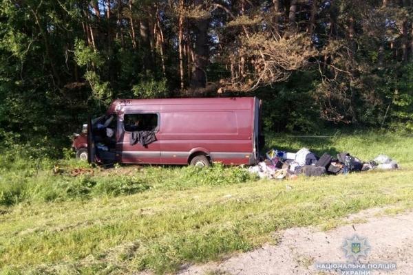 Винуватця ДТП, внаслідок якої загинуло 6 осіб на Львівщині, триматимуть під вартою