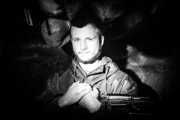 На Донбасі загинув 22-річний доброволець з Львівщини