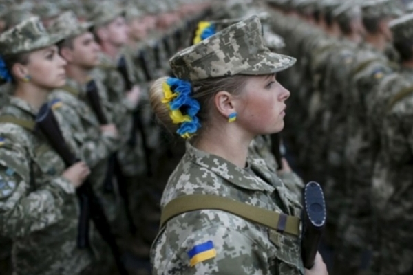Служба в армії: Львівщина вже п'ятий місяць на 100% виконує план по контрактниках