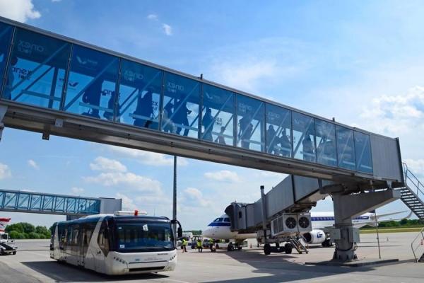 Травневий пасажиропотік аеропорту «Львів» зріс майже на 53%